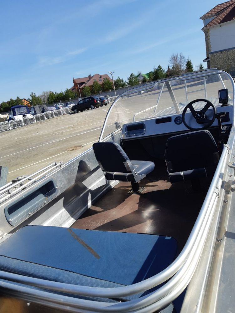 Лодка Беркут